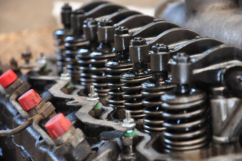 completed valve job repair